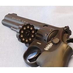 "Smith & Wesson 6"" 586 Black"