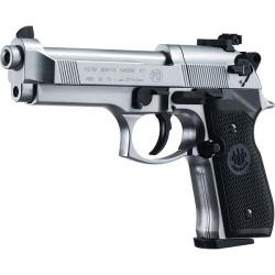 Beretta M92FS Nickel