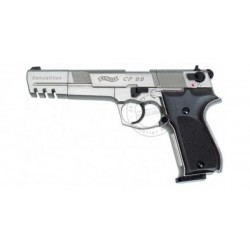 Walther CP88 Competition Nickel
