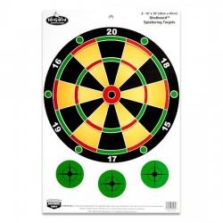 Darts Splat Target