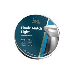 HN .177 Finale Match Light