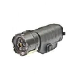 Laser LED Flashlight