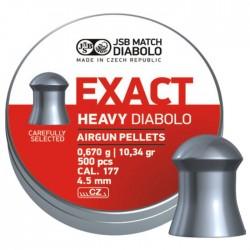 JSB Exact Heavy Diablo