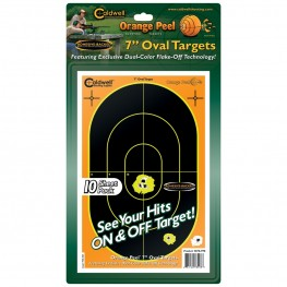 "7"" Orange Peel Targets"