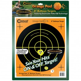 "8"" Orange Peel Targets"