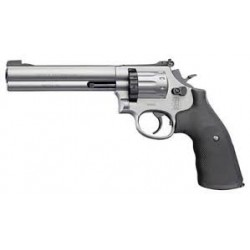 "Smith & Wesson 6"" 686 Nickel"