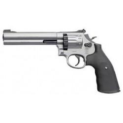 "Smith & Wesson 6"" 686 Nickel"