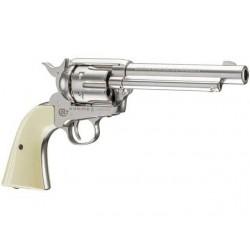 Colt Peacemaker Nickel