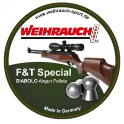 Weihrauch F&T Special .22